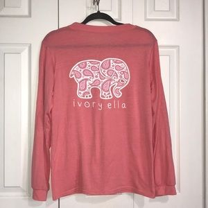 ivory ella Tops - Ivory Ella long sleeve shirt
